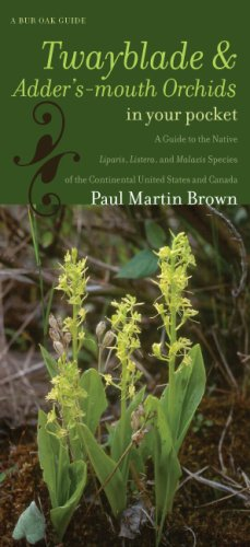Twayblades and Adder's-mouth Orchids in Your Pocket: A Guide to the Native Liparis, Listera, and Malaxis Species of the Continental United States and Canada (Bur Oak Guide)[PACKAGE OF TEN]